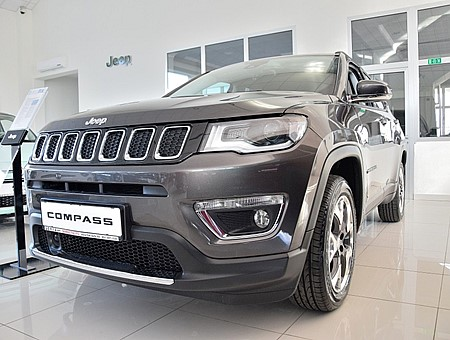 JEEP COMPASS 2.0MJTD 140KS ATX 4X4 LIMITED